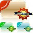 Set of sale banners. Vector set. — Stock Vector