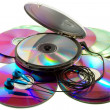 CD-player — Stock Photo