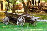 Old cart — Photo