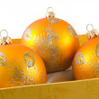 Christmas-tree decorations — Stock Photo #1441996