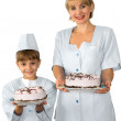 Confectioners — Stock Photo