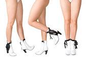 Legs — 图库照片