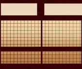 Interiores japonês — Fotografia Stock