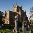 Stock Photo: Dunfermline abbey