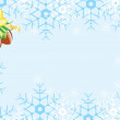 Christmas background — Stock Vector #1433963