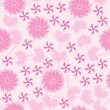 Design floral seamless pattern — Wektor stockowy #1435999
