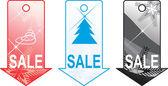 Sprzedaż banerów — Wektor stockowy