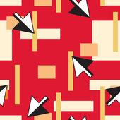 Decoration seamless pattern — Stock Vector