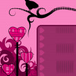 Valentine background — Stockvector #1456893