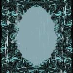 Art nouveau frame — Stock Vector #1474047
