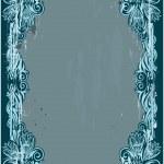 Art nouveau frame — Stock Vector #1474050