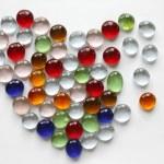 Glass Heart — Stock Photo