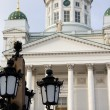 Helsinki Cathedral — Stock Photo #1506004