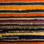 Colourful Striped Rug — Stock Photo #1514709