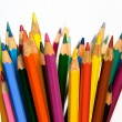 Stock Photo: Assorted Colored Pencils