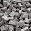 Heap of Grey Blocks for Paving — Stock Photo #1869876