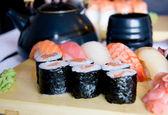 Sushi Set for Dinner — Stock Photo