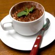 Stock Photo: Tiramisu Dessert in Coffee Cup