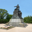 Stock Photo: Monument to admiral Kornilov