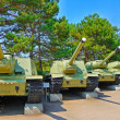 Royalty-Free Stock Photo: Soviet tank