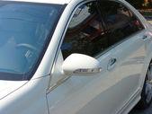 Car mirror — Stock Photo