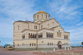 The Vladimir cathedral in Sevastopol — Stock Photo