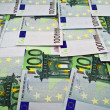 Euro banknotes money — Stock Photo #1811326