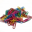 Paper clips — Stock Photo #2106995