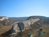 Mountain Crimea — Stockfoto