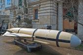 这种翼-火箭 — 图库照片