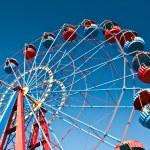 Big wheel — Stock Photo #2474391