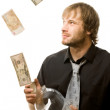 Stock Photo: Money keeper