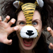 Funny tiger — Stock Photo #1706696