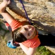 Rock-climber — Stock Photo