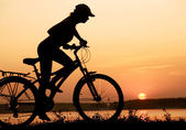 Bicycler — Stock fotografie
