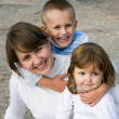 Mother with children — Stock Photo #2202962