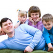 We are happy family — Stock Photo #2342341