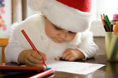 Letter to Santa — Stock Photo