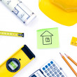 Tools for construction — Stock Photo #2581582