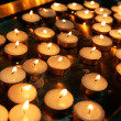 Candle group - backgrounds — Foto Stock