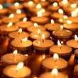 Candle group - backgrounds - Foto Stock