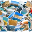 Stock Photo: Beach Postcard