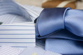 Shirt and tie — Stock Photo