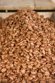 Glazed almonds — Stock Photo