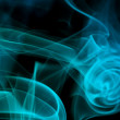 bstract blue smoke — Stock Photo #1451817