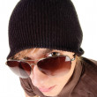 Young guy in sunglasses . — Stock Photo #1452169