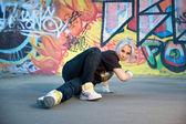 Breakdancing — Stock Photo