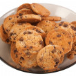 Stock Photo: Chocolate Chip Cookies.