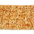 Granola bar. Close up . — Stock Photo