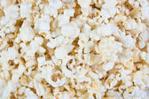 Big heap of salty popcorn. — Stock Photo